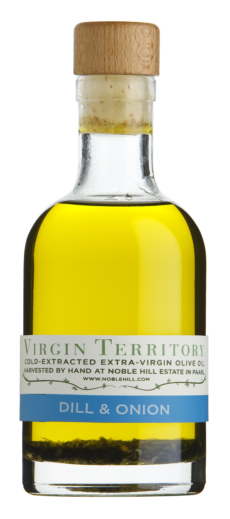 Virgin Territory olive oil dill & onion