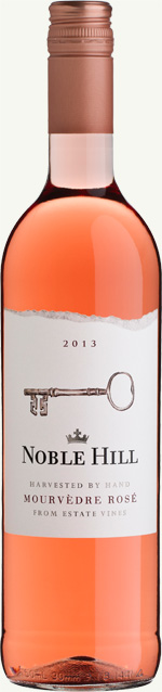 Noble Hill Mourvèdre Rosé 2013